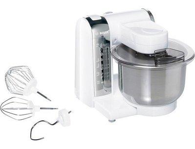 德國BOSCH博世  萬用廚師機白色MUM4415TW