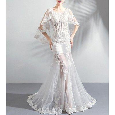 (45 Design) 高雄最便宜出租專區.長禮服 · 晚宴服.媽媽裝 ·新娘禮服.商品編號A18