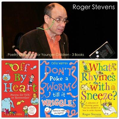 [邦森外文書] Poetry Collection for Younger Children - 3 Books