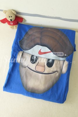 【Sunny Buy運動館】◎現貨◎ 現貨尺寸 2XL redbubble 費德勒 Roger Federer Q版T恤
