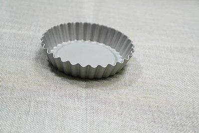 派盤 10cm固定菊花盤 SN5431◎3.5吋.迷你.小型.固定.菊花.派盤.甜派.烤盤.模型.模具.烤模.甜點.點心