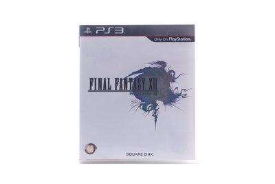 【橙市青蘋果】PS3:太空戰士13 Final Fantasy XIII 日文亞版 #16891