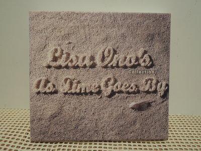 小野麗莎 Lisa Ono's 流金歲月 As Time Go By 硬盒精選輯CD EMI 出品 二手