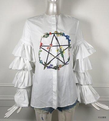 [我是寶琪] 全新未穿 Preen By Thornton Bregazzi 襯衫