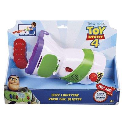 玩具總動員 4 巴斯光年 聲光雷射槍+通話器組~請詢問庫存