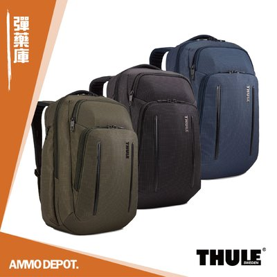 【AMMO DEPOT.】 Thule Crossover 2 Backpack 30L 筆電後背包 C2BP-116