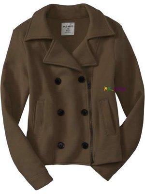 【美衣大鋪】☆ OLD NAVY 正品☆Sueded Fleece Moto Jackets 美外套