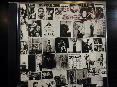 The Rolling Stones ~ Sticky Fingers 等二張專輯。