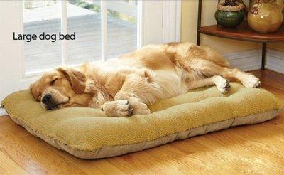 可拆洗寵物厚睡墊/超大/超舒服/L號下標處