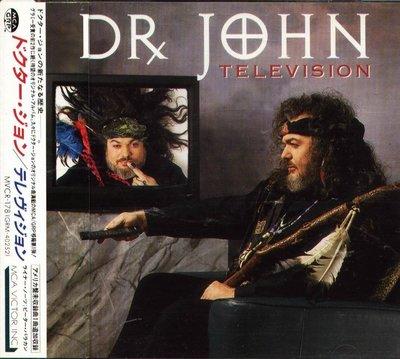 K - Dr. John - Television - 日版 CD+1BONUS