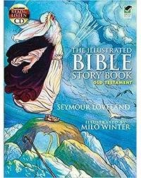 Illustrated Bible Story Book: Old Testament with CD 聖經舊約