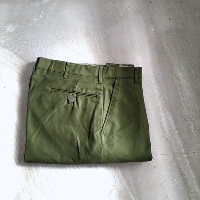 免運/ 瑞典公發 60S Sweden Army Fatigue work pant 軍褲 工作褲 歐洲軍品 古著vintage