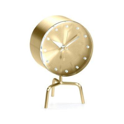 Luxury Life【預購】瑞士 Vitra Tripod Desk Clock 星夜 桌鐘 三角立式