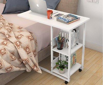 美式客廳創意床頭櫃邊櫃Loft簡約現代工業風臥室北歐收納櫃(自行組裝)
