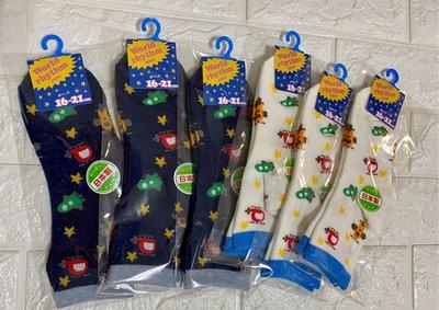 現貨 日本製 World Rhythm mini 兒童 中筒襪 短襪  襪子 童襪 學生襪 短襪 棉襪 (小飛機)