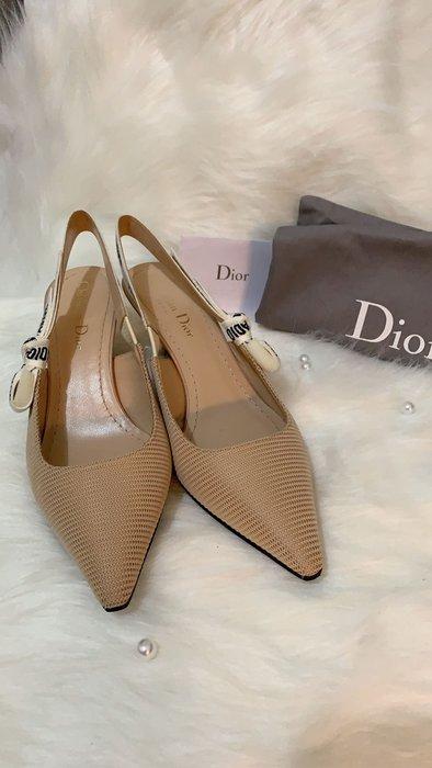 ❌已售出❌Dior J'adior低跟鞋