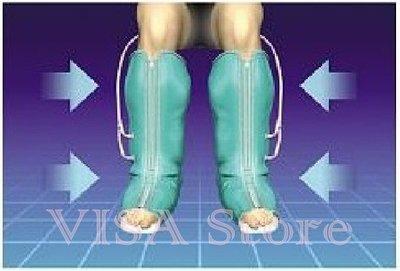 腿機按摩機  按摩腿機 推薦 氣壓美腿靴 非 摩法靴 完美女神美腿靴 可折充電設計tokuyo TF-610