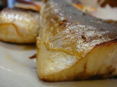 挪威無鹽鯖魚每尾170元(去鰓肚剖半對...