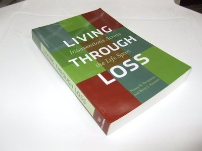 古集二手書E ~Living Through Loss Hooyman 9780231122474