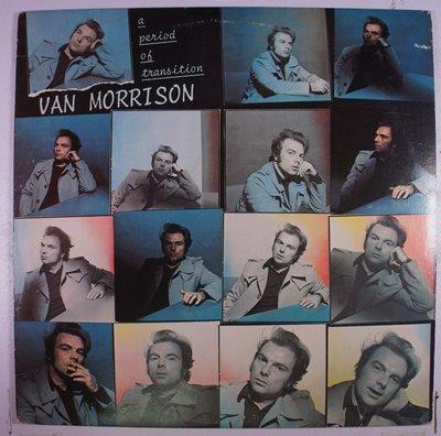《二手美版黑膠》Van Morrison – A Period Of Transition