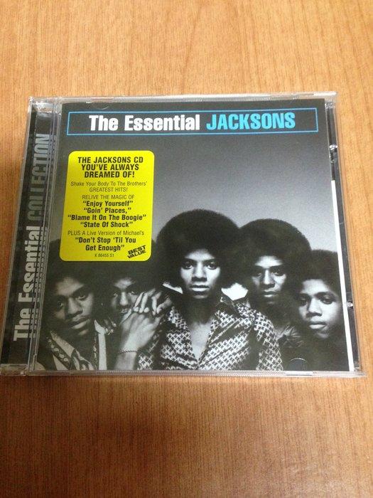 (絶版) THE JACKSONS The Essential Jacksons 麥可傑克森 MJ