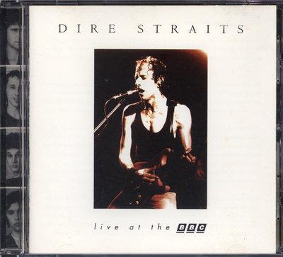 【弦外之音∮】Dire Straits–Live at the BBC/險峻海峽合唱團/美國首版 (已售出勿下標)