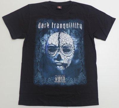 【Mr.17】Dark Tranquillity 寂靜黑暗 旋律死亡金屬樂團T恤 短袖 T-SHIRT(H757)