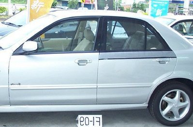 車紗窗˙後門2片˙豐田 Camry Altis Vios Tercel Corona Exsior Premio  計程車