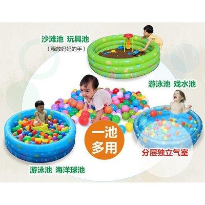 130cm 充氣 游泳池 Intime 盈泰 CE認證 充氣圍欄 圍欄 三層 三環 戲水池 球池 沙灘池
