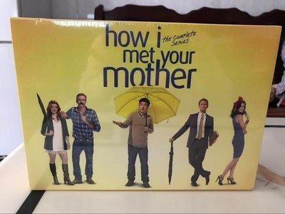 【優品音像】 包郵英文版美劇How I Met Your Mother老爸老媽的浪漫史DVD完整版 精美盒裝