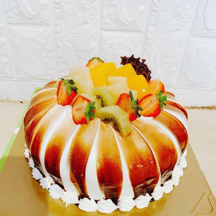 ❤歡迎自取 ❥ 雪屋麵包坊 ❥ 藝術款式 ❥ 夢幻蘿娜 ❥ 8 吋生日蛋糕 ❥❥ 9 折優惠中
