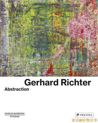 亚比@好物分享(精裝) Gerhard Richter: Abstraction 里希特:抽象繪畫