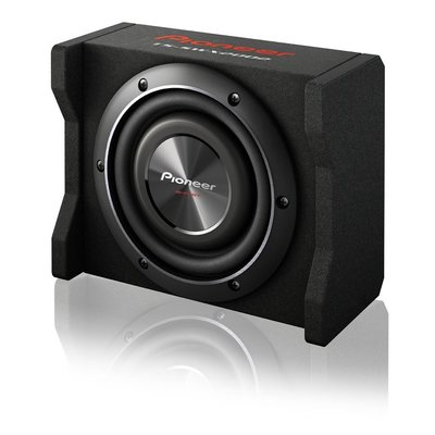 Pioneer 先鋒 TS-SWX2002 8吋薄型被動式重低音 輕巧型重低音箱 600W