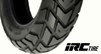 (輪胎王)IRC GP5 100/90-12+GP5  110/90-12 BWSX/HONDA ZOOMER-X越野耐力胎