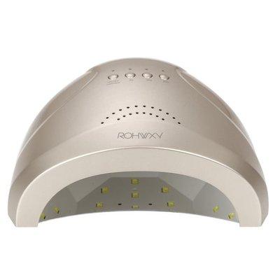 榮喜美甲led智能感應SUN陽光1號 48w指甲油膠烤燈快干烘干光療機