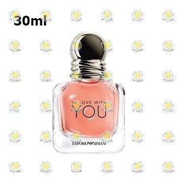 🌖柚子娘娘🌖 GiorgioArmani 亞曼尼 In Love With You 淡香水 30ml