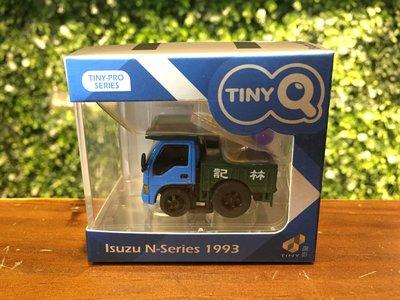 TinyQ 微影 Isuzu N-Series 1993 Dump Truck TinyQ-11a【MGM】