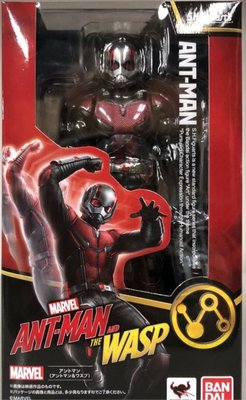 全新 SHF 蟻人與黃蜂女 Ant-Man and the Wasp