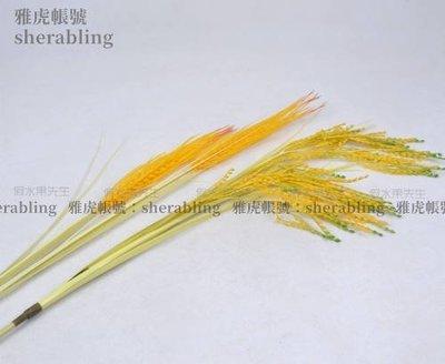 (MOLD-A_209)仿真蔬菜水果模型 攝影道具 超仿真稻穀 仿真小麥 五谷雜糧