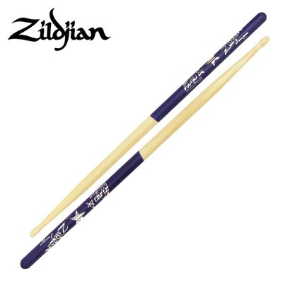 【小叮噹的店】全新 美國 Zildjian ASRS Ringo Starr  簽名鼓棒 紫色鼓棒 公司貨 附發票