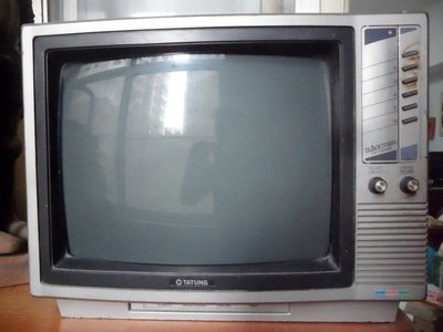 黑色小館~~~~~正老件.....電視(大同)