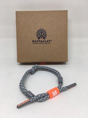 正品 RASTACLAT 美國加州品牌 鞋帶手環 Rastaclat Knotaclat YZY 350