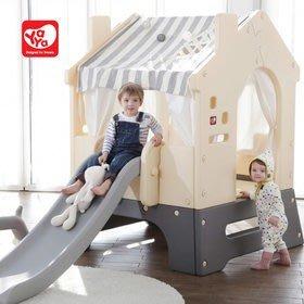 (YJ小舖) 代購 韓國 YAYA 房屋滑梯 房屋溜滑梯 House+Bunker+Slide