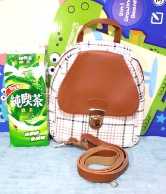 Backpack Crossbody shoulder bag Handbag birthday gift