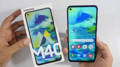 熱賣點 旺角店 Samsung  M40  三星  6+128G 全新 藍 M405FDS