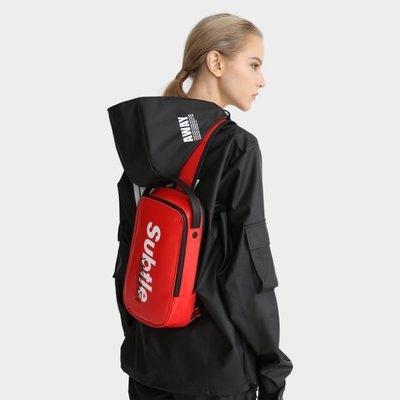 潮牌Subtle 強力推出 AVANT 防水胸背包 單肩包 斜背挎包 帥氣破表可作情侶包 吸睛 旅遊 運動