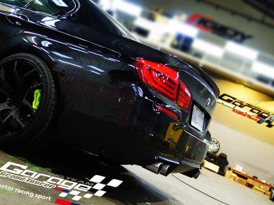 德朋國際 / BMW F10.F11 專用後活塞卡鉗 延用原廠電子煞車 雙卡鉗 後手煞車