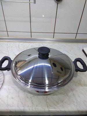 安麗30公分中式炒鍋~絕版品