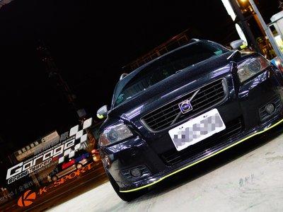 德朋國際 / VOLVO V50專用 K-SPORT Asphalt rally拉力版