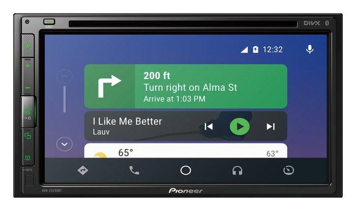【Pioneer】AVH-Z5250BT 6.8吋CarPlay DVD觸控螢幕主機.藍芽.Weblink